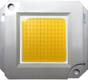 LED COB čip pre reflektor 80W teplá biela