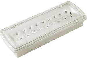 LED núdzové svietidlo 2,7W