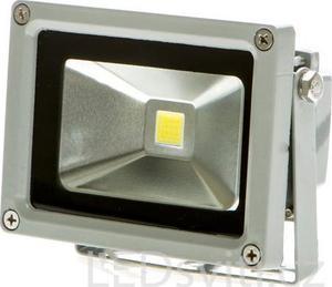 LED reflektor 10W biela