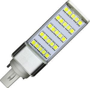 LED žiarovka G24 5W teplá biela