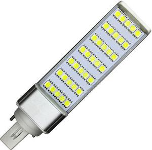 LED žiarovka G24 7W teplá biela