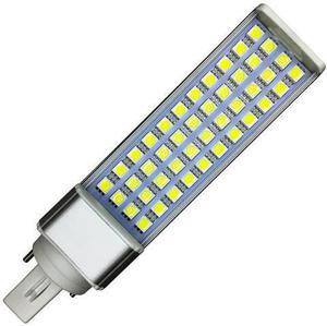 LED žiarovka G24 9W teplá biela