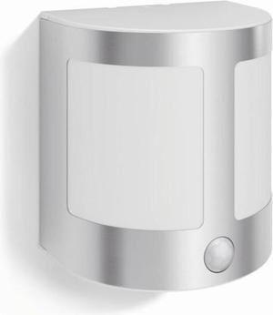 Philips LED Parrot svietidlo nástenné senzor nerez 3W 17316/47/16