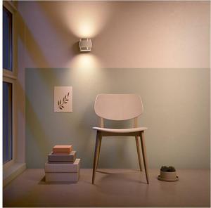 Philips LED Drava svietidlo nástenné biela 3,5W 33515/31/16