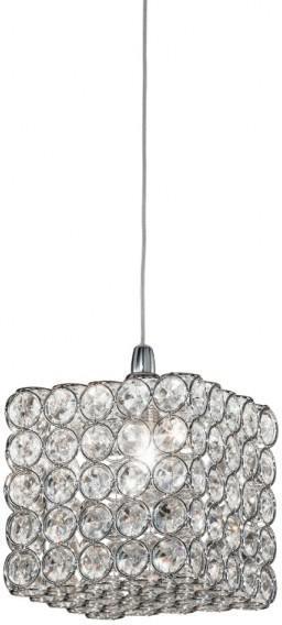 Ideal lux LED Admiral Cromo závesné svietidlo 4,5W 80437