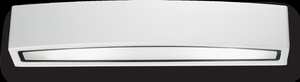 Ideal lux LED Andromeda bianco nástenné svietidlo 2x5W 100364