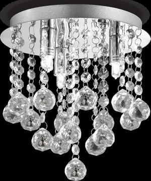 Ideal lux LED Bijoux stropné svietidlo 3x4,5W 89461