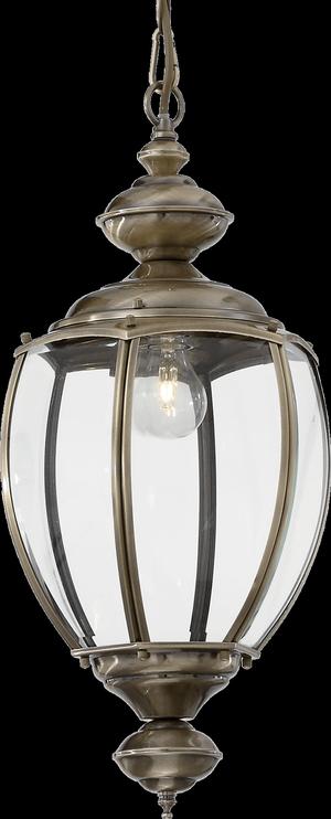 Ideal lux LED Norma big Brunito závesné svietidlo 5W 5911