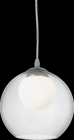 Ideal lux LED Nemo clear d20 závesné svietidlo 4,5W 52793