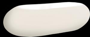 Ideal lux LED Moris bianco nástenné svietidlo 2x4,5W 34546