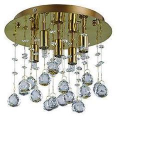 Ideal lux LED Moonlight Oro stropné svietidlo 5x4,5W 94663