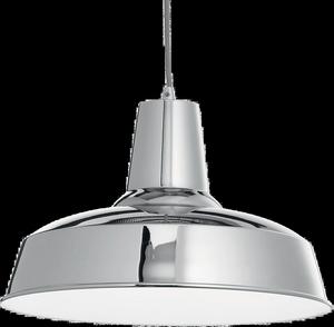 Ideal lux LED Moby Cromo závesné svietidlo 5W 93680