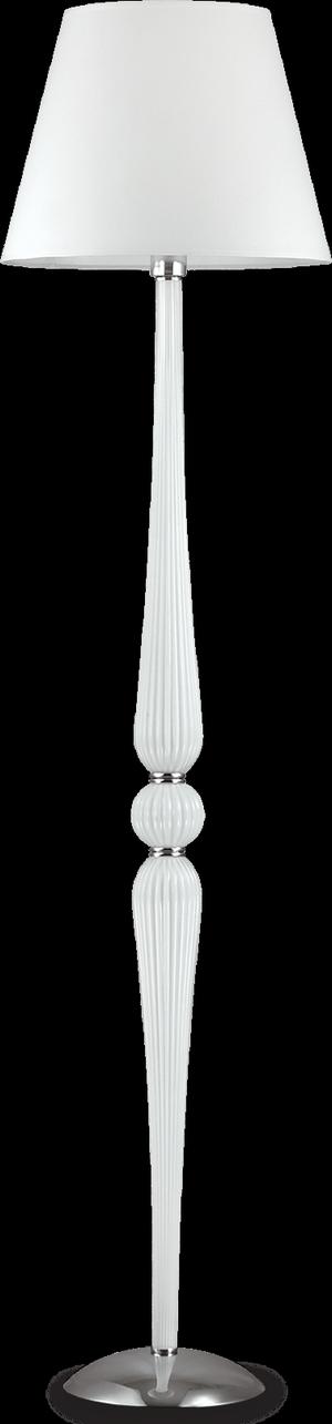 Ideal lux LED Dorothy bianco lampa stolná 5W 100982