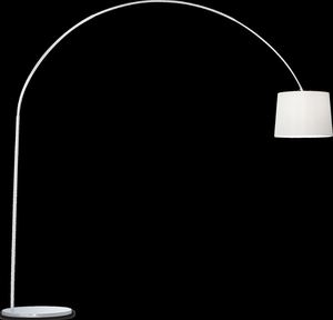 Ideal lux LED Dorsale bianco lampa stolná 5W 12605