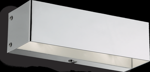 Ideal lux LED Flash Cromo nástenné svietidlo 2x4,5W 7397
