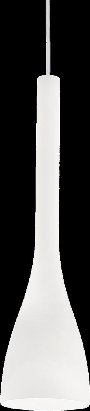 Ideal lux LED Flut small bianco závesné svietidlo 5W 35697