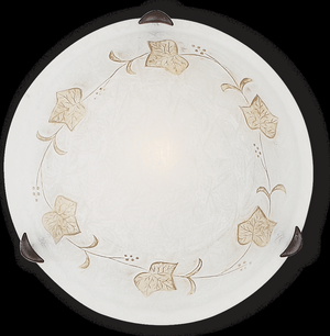 Ideal lux LED Foglia pl1 d30 nástenné svietidlo 5W 13794