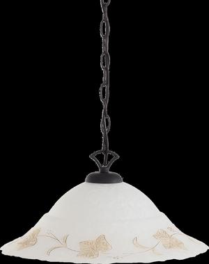 Ideal lux LED Foglia d40 závesné svietidlo 5W 7533