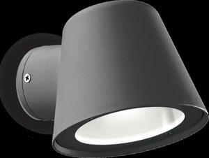 Ideal lux LED Gas antracite nástenné svietidlo 5W 91525