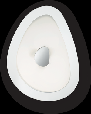 Ideal lux LED Geko d30 nástenné svietidlo 2x5W 10861