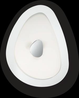 Ideal lux LED Geko d40 nástenné svietidlo 3x5W 18508