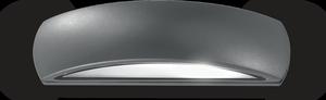 Ideal lux LED Giove antracite nástenné svietidlo 5W 92188
