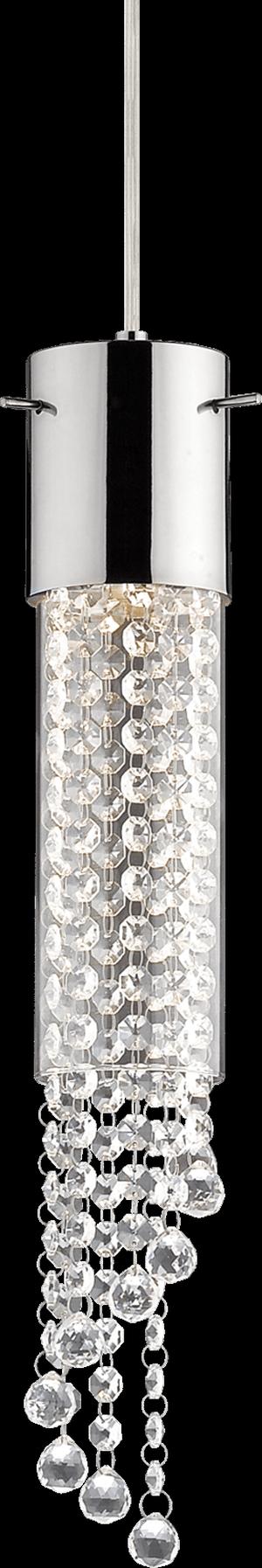 Ideal lux LED Gocce závesné svietidlo 5W 89669