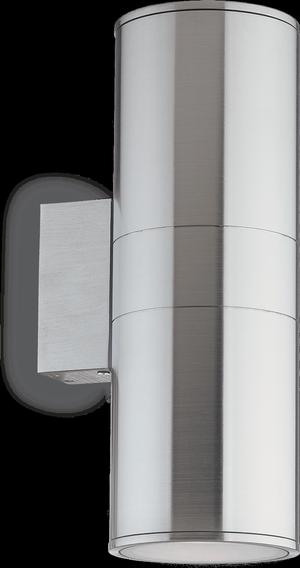 Ideal lux LED Gun big alluminio nástenné svietidlo 2x5W 33020