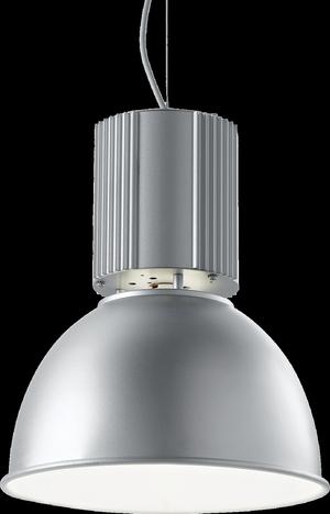 Ideal lux LED Hangar alluminio závesné svietidlo 5W 100326