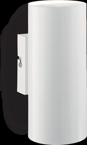 Ideal lux LED Hot bianco nástenné svietidlo 2x5W 96018