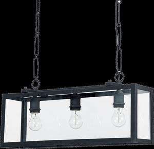 Ideal lux LED Igor závesné svietidlo 3x5W 92881