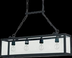Ideal lux LED Igor závesné svietidlo 4x5W 92942