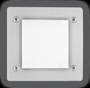 Ideal lux LED Leti square bianco max 3W gx53 / 96575