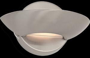 Ideal lux LED Lumina Nickel nástenné svietidlo 6W 2491