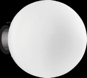 Ideal lux LED Mapa bianco d15 nástenné svietidlo 4,5W 59808