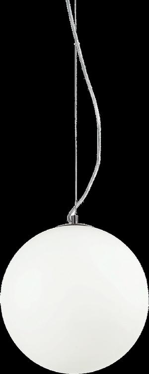 Ideal lux LED Mapa bianco d30 závesné svietidlo 5W 9087