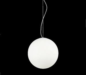 Ideal lux LED Mapa bianco d40 závesné svietidlo 5W 32139