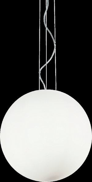 Ideal lux LED Mapa bianco d50 závesné svietidlo 5W 32122