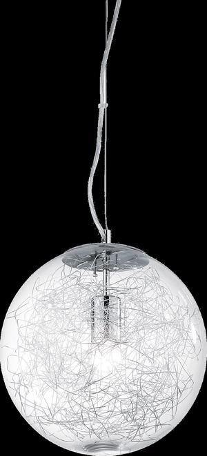 Ideal lux LED Mapa max d30 závesné svietidlo 5W 45115