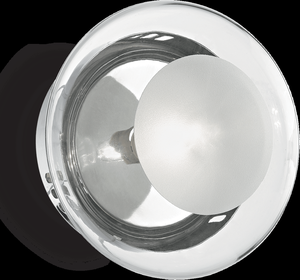 Ideal lux LED Smarties clear nástenné svietidlo 4,5W 35567