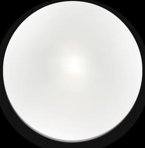 Ideal lux LED Smarties bianco nástenné svietidlo 4,5W 14814