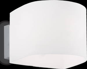 Ideal lux LED Puzzle bianco nástenné svietidlo 4,5W 35185