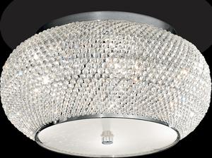 Ideal lux LED Pasha Cromo stropné svietidlo 6x5W 100784