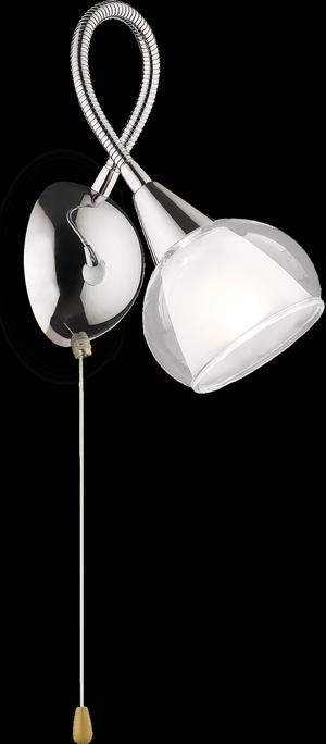 Ideal lux LED Tender trasparente nástenné svietidlo 5W 4235