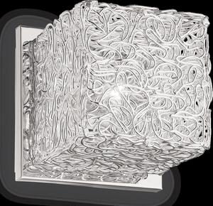 Ideal lux LED Quadro nástenné svietidlo 4,5W 31644