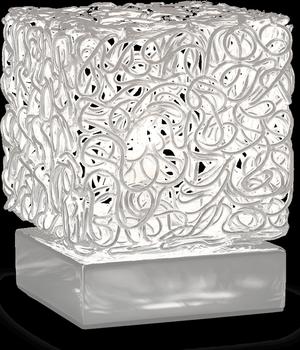 Ideal lux LED Quadro lampa stolná 4,5W 4686