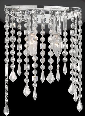 Ideal lux LED Rain stropné svietidlo 2x5W 8325