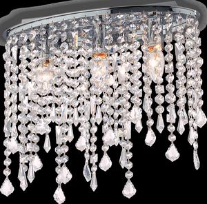 Ideal lux LED Rain stropné svietidlo 3x5W 8370