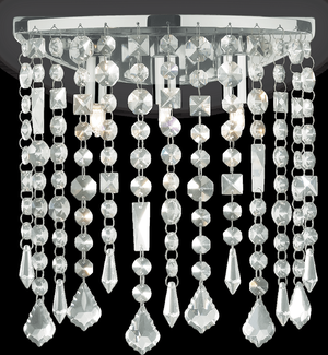 Ideal lux LED Royal stropné svietidlo 3x4,5W 52984