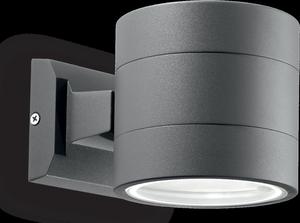 Ideal lux LED Snif big antracite nástenné svietidlo 4,5W 61467